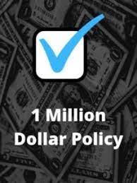 Million dollar life insurance policy