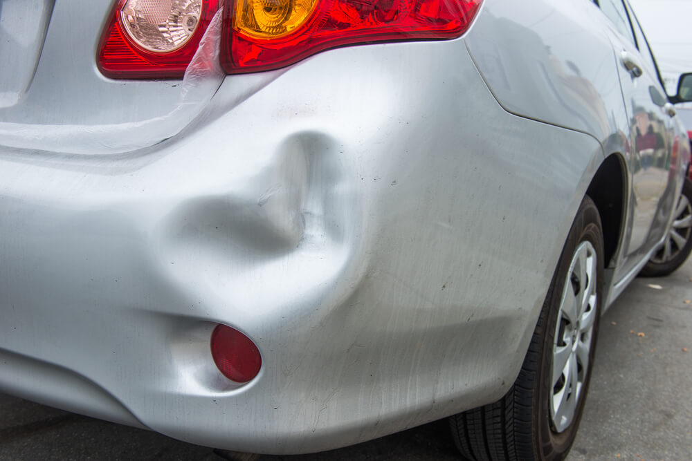 BACK BUMPER REPLACEMENT COST